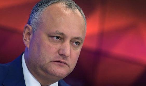 Додон отказался подписывать указ об отзыве посла Молдавии в России