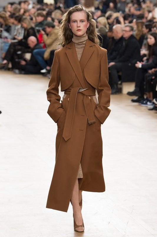 Модное пальто 2017-2018