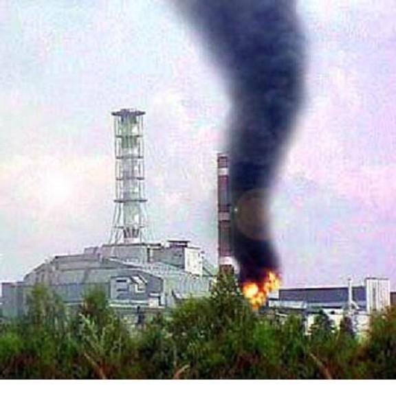 фото как взрывался чернобыль фото