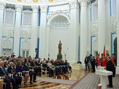 Орден Дружбы идеологу армянского сепаратизма в Карабахе