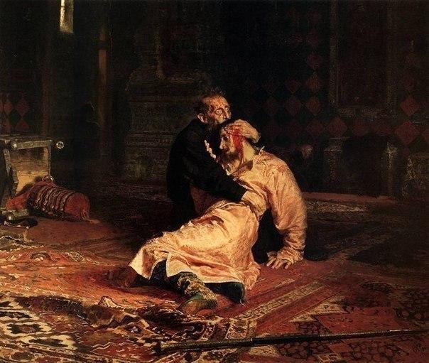 Иван Грозный не убивал своего сына