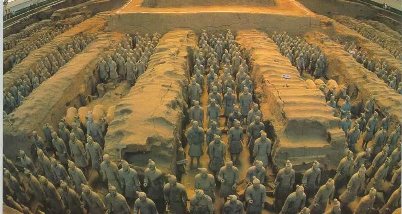 7 занимательных фактов о терракотовой армии