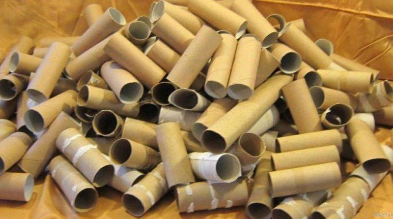 Прекратите выбрасывать втулки от туалетной бумаги! Вот 23 блестящих способа их повторного применения.