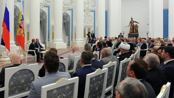 ОП предложила курировать вопросы культурной политики вице-премьером