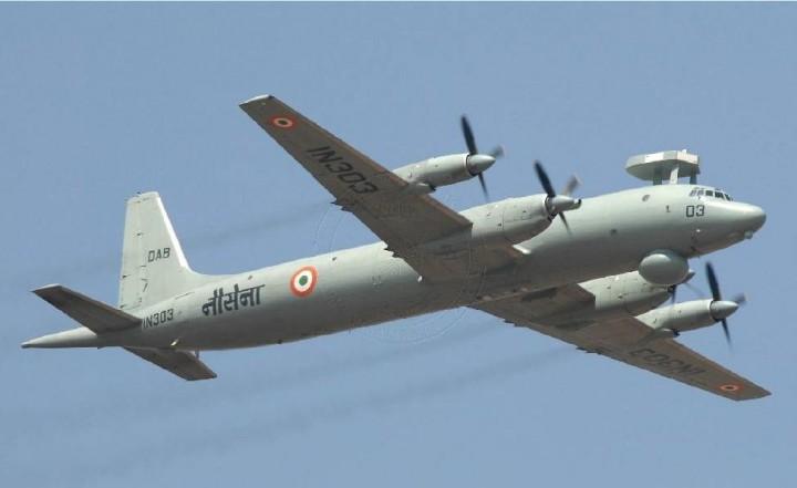 Россия отремонтирует индийские противолодочные Ил-38SD