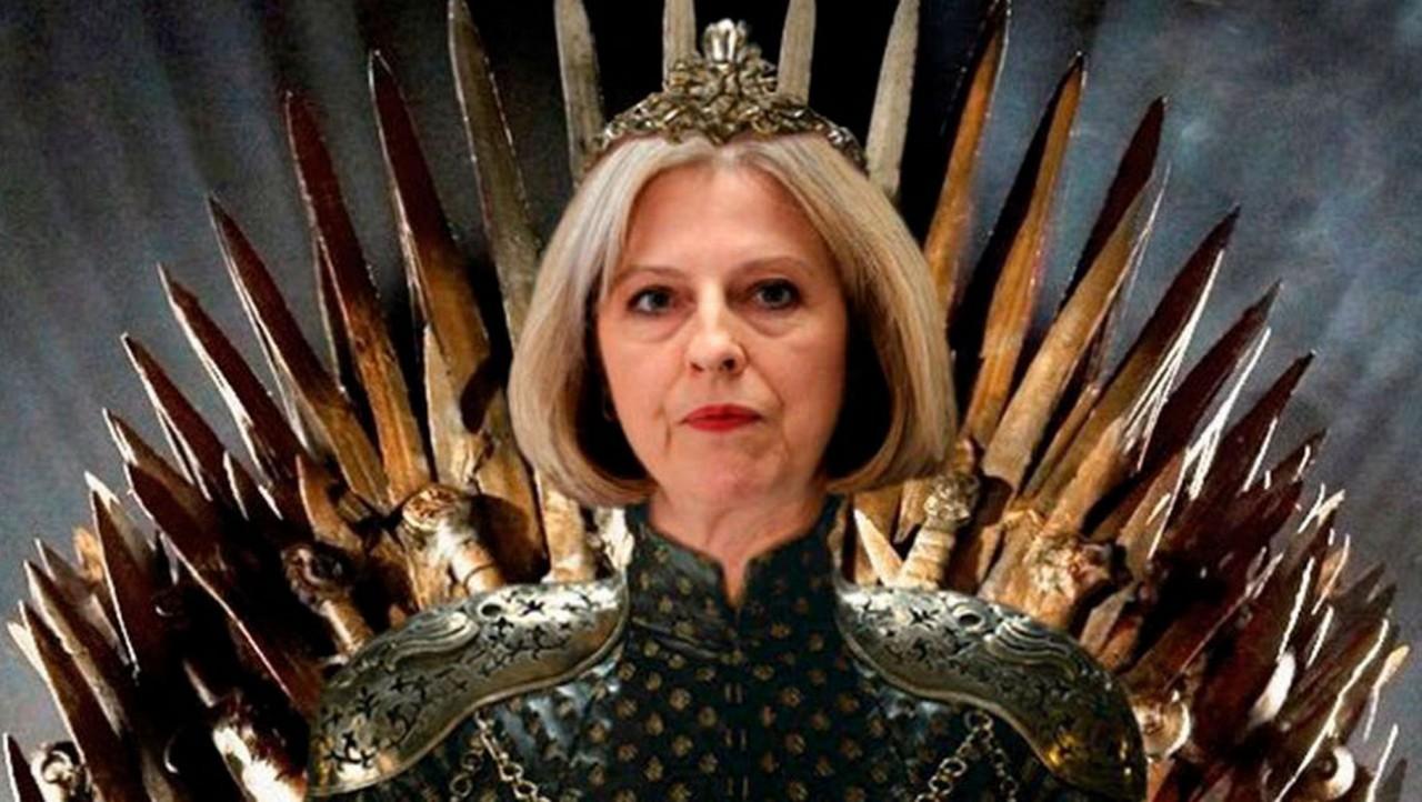 «Игра престолов» по-английск…