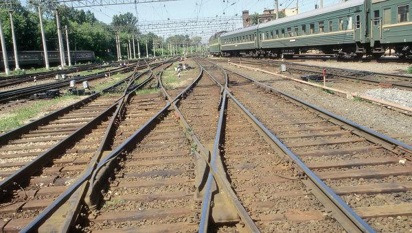 Киев прекращает железнодорож…