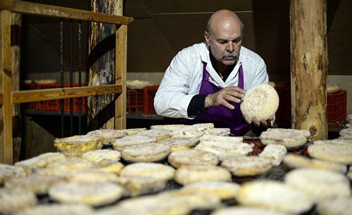 Антигурмэ: Что едят россияне в условиях импортозамещения (Frankfurter Allgemeine Zeitung, Германия)