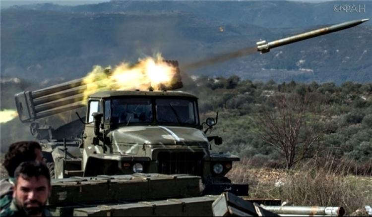 Хомс: САА уничтожила ракеты …