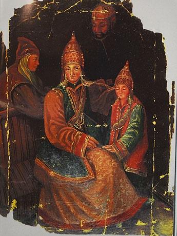 В Казанском кремле выставили шапку, которую, возможно, носила сама царица Сююмбике