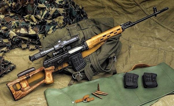 Рождение легенды: как создавалась снайперская винтовка Драгунова