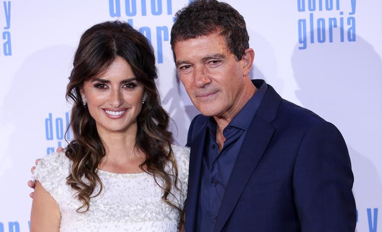 Пенелопа Крус и Антонио Бандерас представили новый фильм Педро Альмодовара