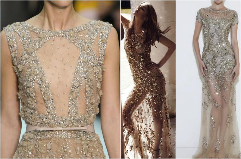 Красота этих платьев завораживает!  Идеи для вдохновения