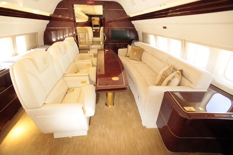 Самые дорогие частные самолёты в мире