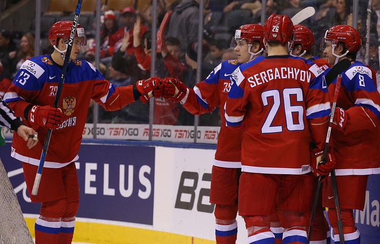Сборная сша стала победителем молодёжного чемпионата мира по хоккею