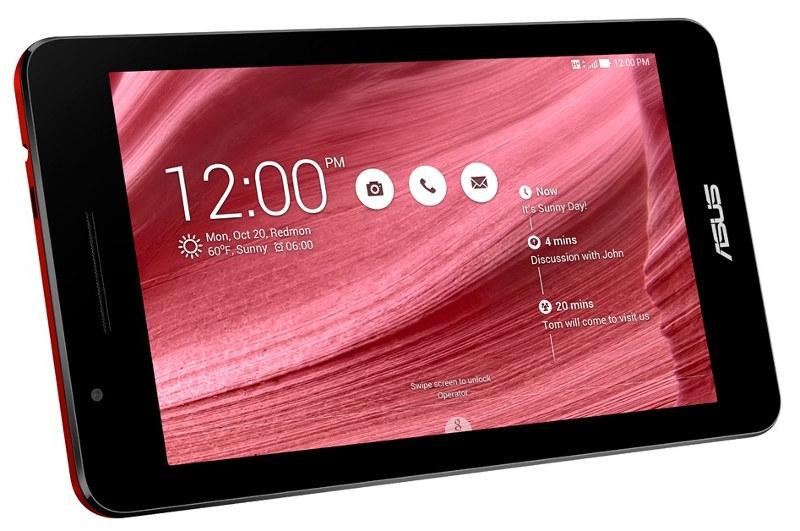 CES 2015: ASUS обновила планшет с функцией телефона Fonepad 7