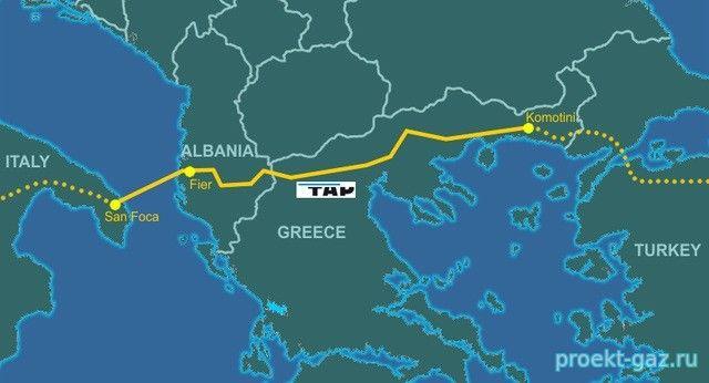 """Участие """"Газпрома"""" в поставках газа по ТАР не повлияет на экспорт азербайджанского газа"""