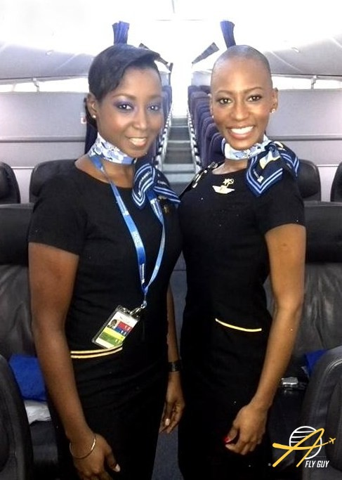 24. Панама - Copa Airlines люди, пилоты, стюардессы