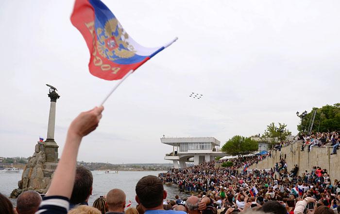 Крым останется российским
