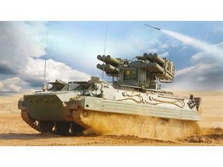 Новый зенитный комплекс сухопутных войск: наступающих танкистов и мотострелков прикроют «Багульником»
