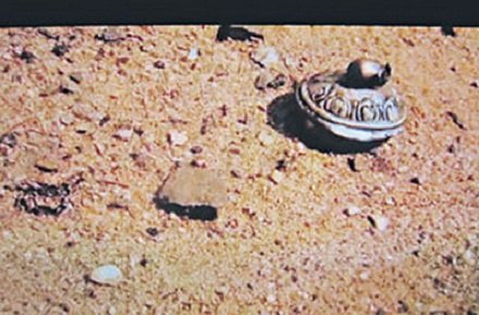 Новые скандальные фото марсохода Curiosity подтверждающие жизнь на Марсе