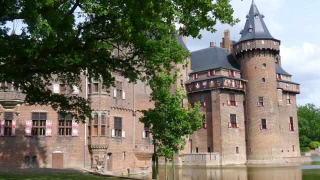 Прогулки по замку де Хаар
