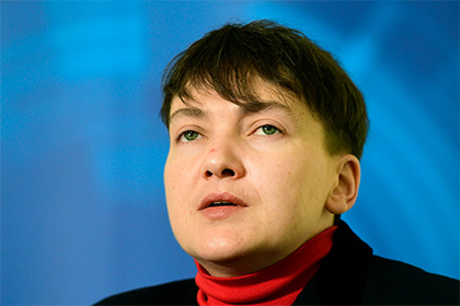 Кремль прокомментировал идею Савченко «сдать Крым» в обмен на Донбасс