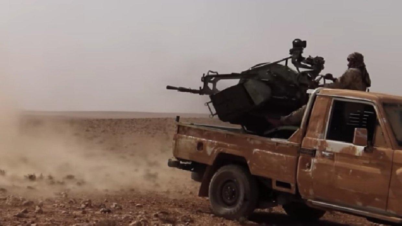Сирия под ударом коалиции: к…