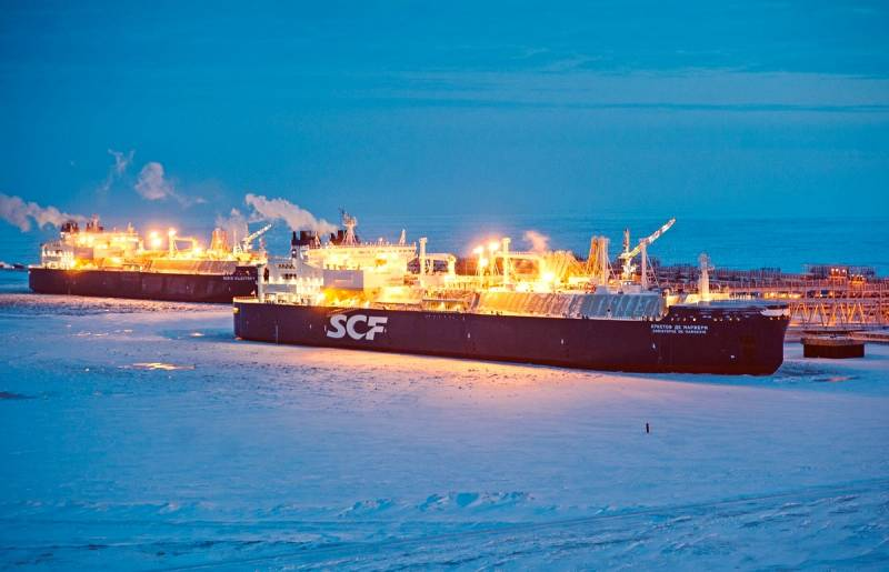 Как США заберут у нас Арктику