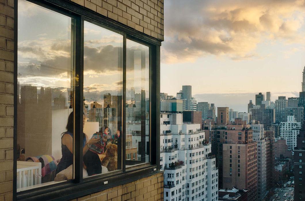 подсмотреные фото в окнах квартир