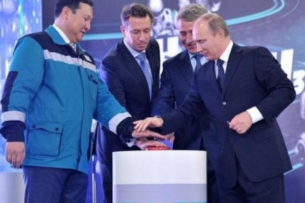 Путин отключил Прибалтику от снабжения газом Калининградской области