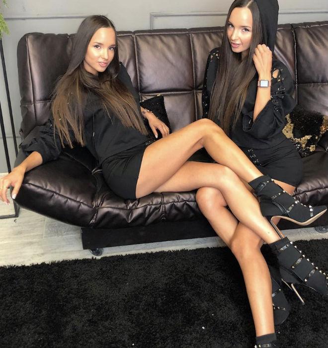 Знаменитые близняшки из Казани собрались покорять Москву