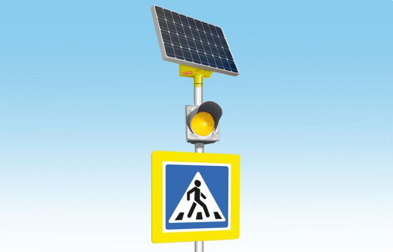 В Санкт-Петербурге появилась сотня новых светофоров на солнечных батареях