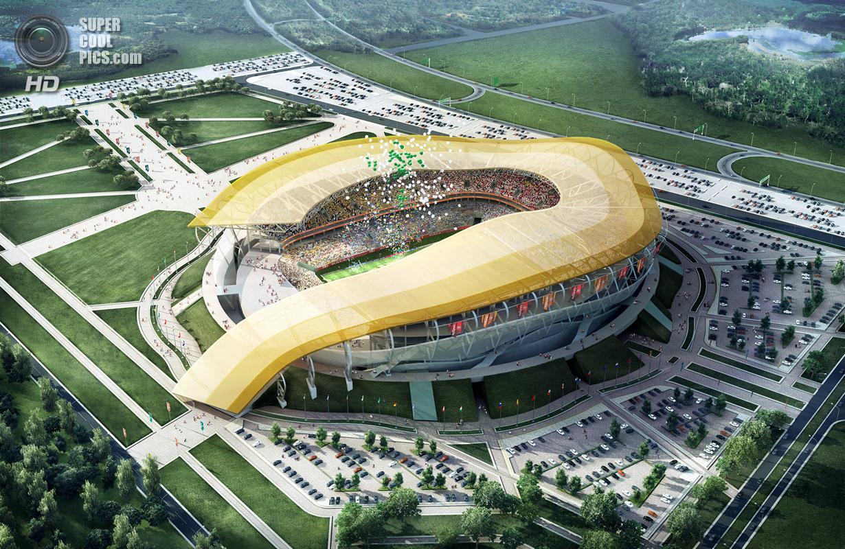 Стадионы россии чемпионата мира 2018 фото