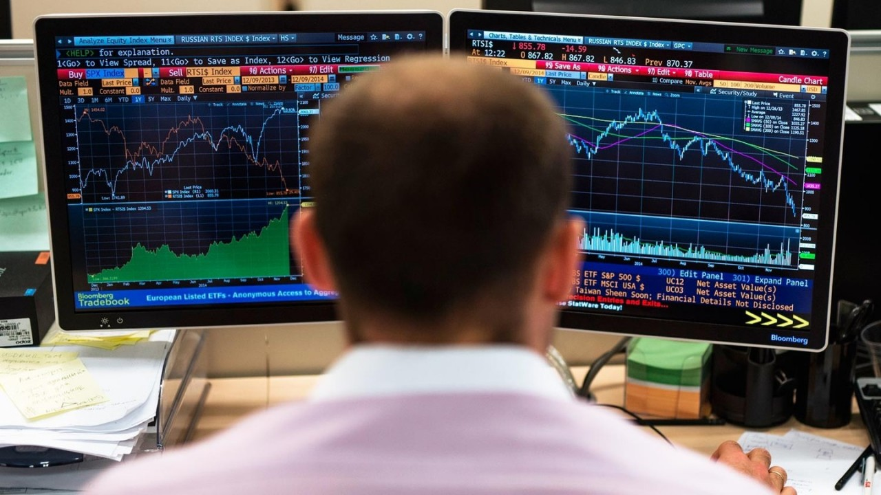 Индекс ММВБ опустился ниже 2000 пунктов из-за падения цен на нефть