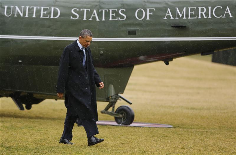 Обама обсудит сокращение расходов с лидерами Конгресса