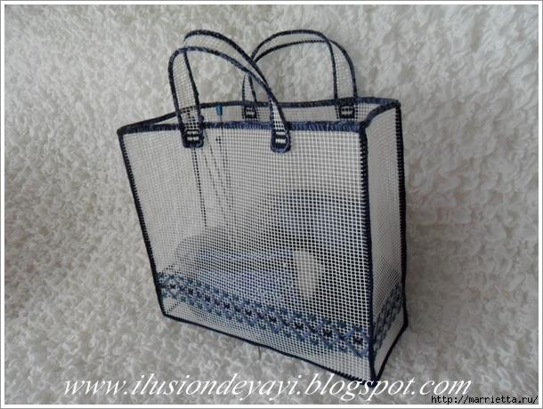 Сумка из полимерной пластиковой сетки (1) (610x460, 242Kb)