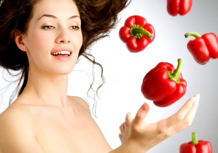 Набирающая популярность диета на сладком болгарском перце