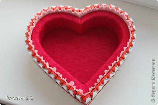 Торт сердце из конфет своими руками пошаговое