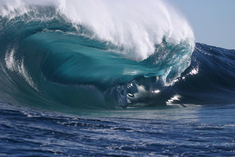 Циклопс (Cyclops) волны-убийцы, серфинг, экстрим