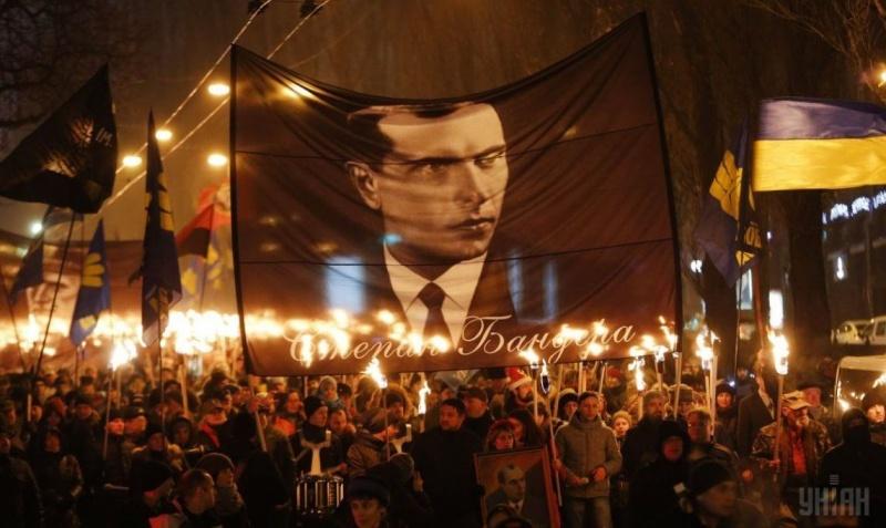 Бандеровцы хотят продолжения революции и изгнания евреев