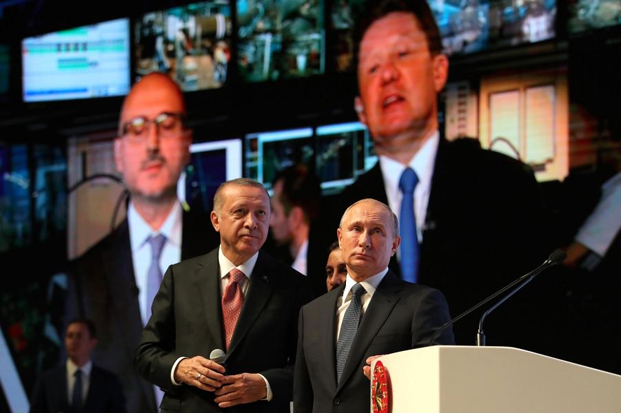 «Турецкий поток» фактически построен. Вокруг «Северного потока-2» продолжаются баталии