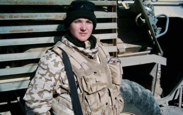 Сослуживцы рассказали, как Савченко отказалась считать себя женщиной 8 марта