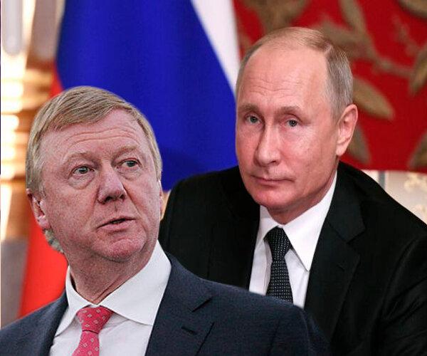 Владимир Путин: Чубайс никогда не совершал преступлений. Нельзя без суда обвинять человека