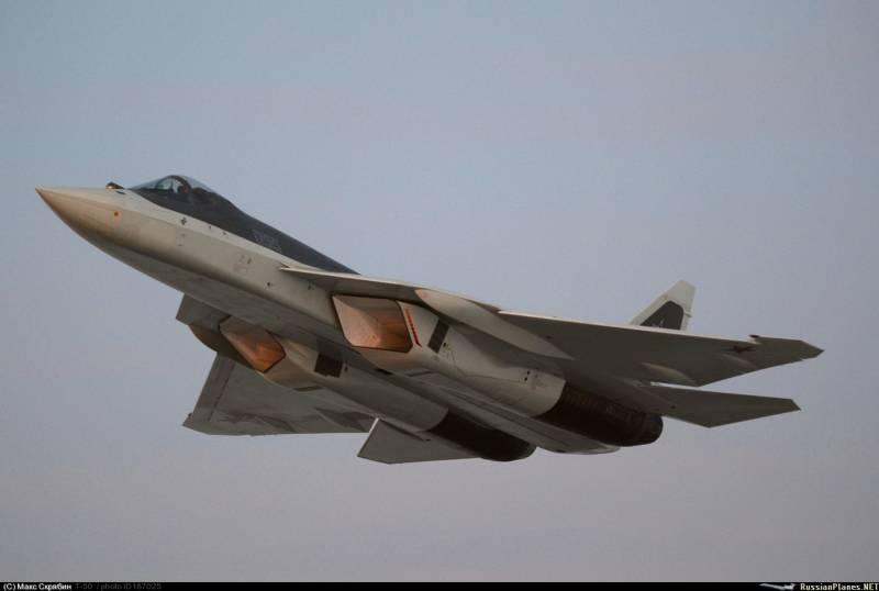 И снова о противостоянии Т-50 ПАК ФА с «Раптором». Упущенные «National Interest» детали