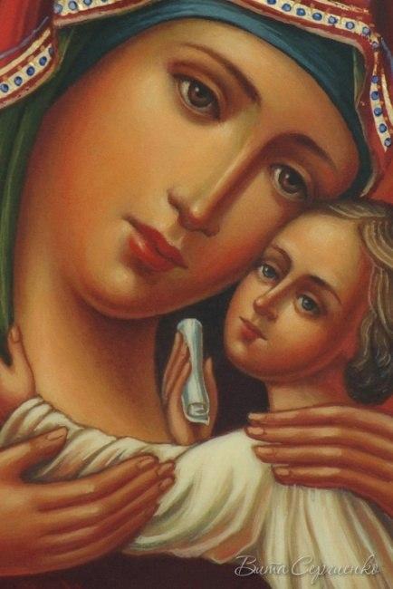 32-33 Сон Пресвятой Богородицы.