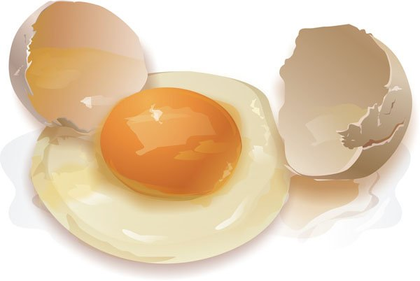 Яйца не только еда, а и лекарство