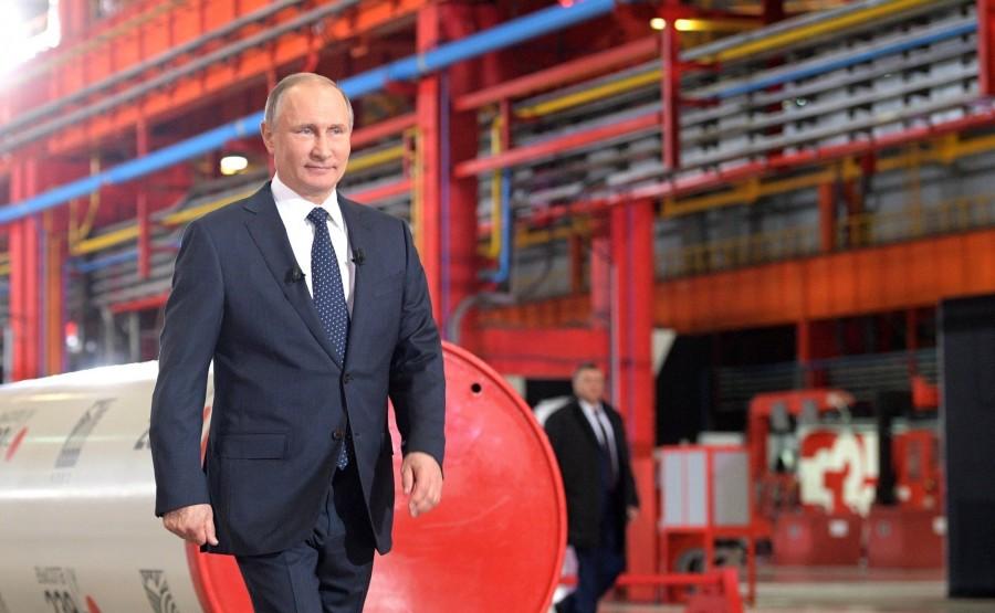 В России опять пропало производство!