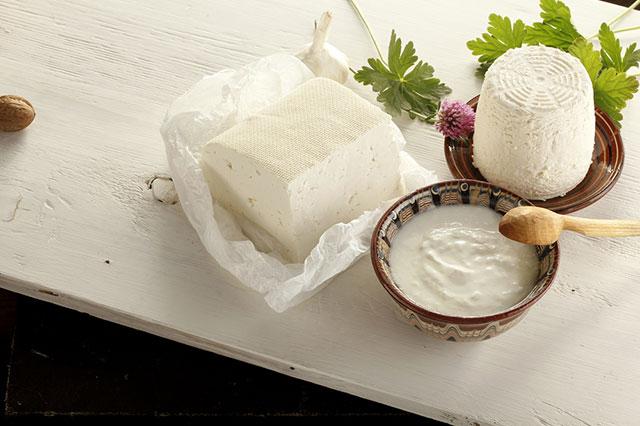 Как сделать сыр.йогурт