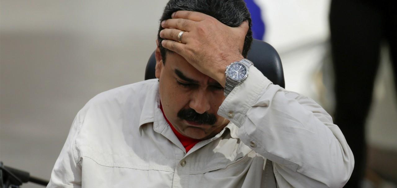 Януковича обманули, а теперь очередь Мадуро